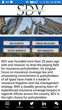 SDV App